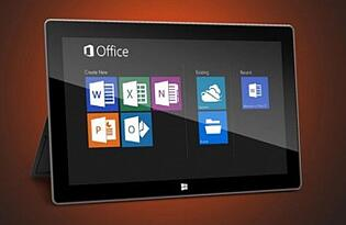 Microsoft's New Office 2013 is Tablet Ready